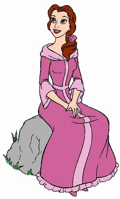 Belle Clipart Disney Princess Fanpop