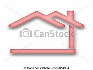 dessin de maison pignon toit les maison a a pignon With toit de maison dessin