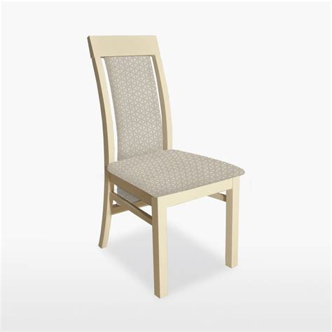coelo lucca upholstered back chair fabric