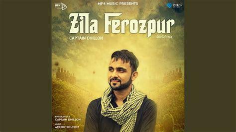 Zila Ferozpur - YouTube