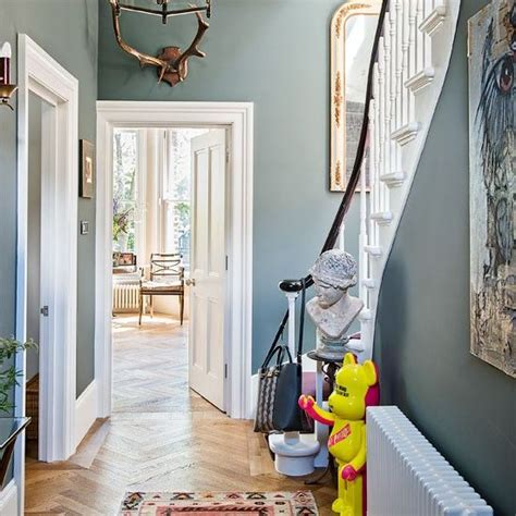25 best ideas about hallway colours on grey
