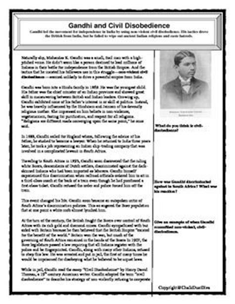 gandhi worksheet free worksheets library and