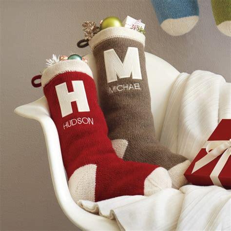 modern kids holiday stockings   buy