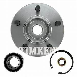 How To Replace Rear Axel Bearing 1999 Lincoln Town Car