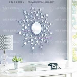 Aliexpress buy metal wall mirror decor modern