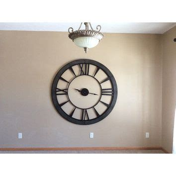 Uttermost Clocks Best Prices by Uttermost Ronan Oversized 60 Quot Wall Clock Reviews
