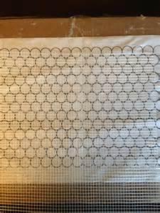Copper Penny Floor Template