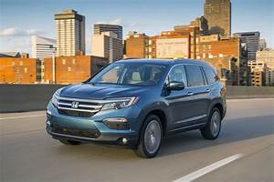 2018 Honda Pilot Review  Ratings  Specs  Prices  And