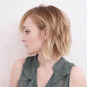 2018 Latest Shaggy Blonde Hairstyles
