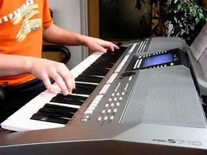 Yamaha Psr S710 : mika relax take it easy keyboard yamaha psr s710 by ~ Jslefanu.com Haus und Dekorationen