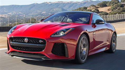 2017 Jaguar F-type Svr Hot Lap!