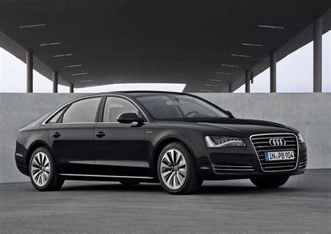 2018 Audi A8 Hybrid Production Version