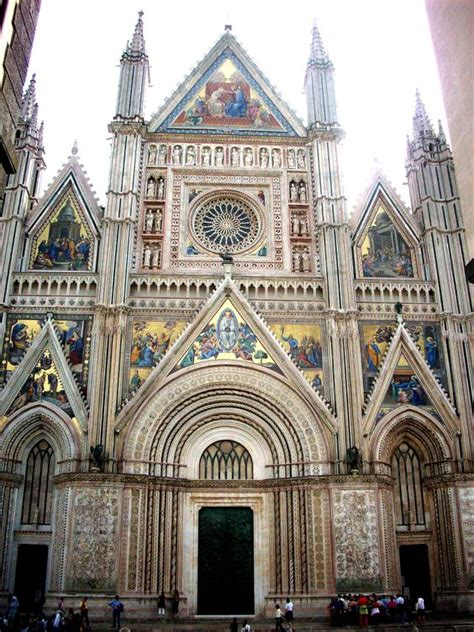 Italian Architecture Ancient Architecture Orvieto