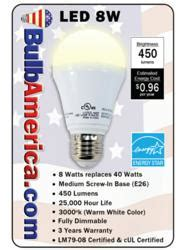 bulbamerica sells the nation s most cost effective led