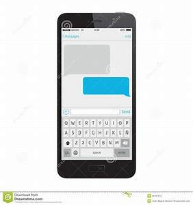 24 images of phone texting template infovianet With iphone sms template