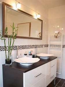 Plante Verte Salle De Bain : une salle de bain zen ~ Melissatoandfro.com Idées de Décoration