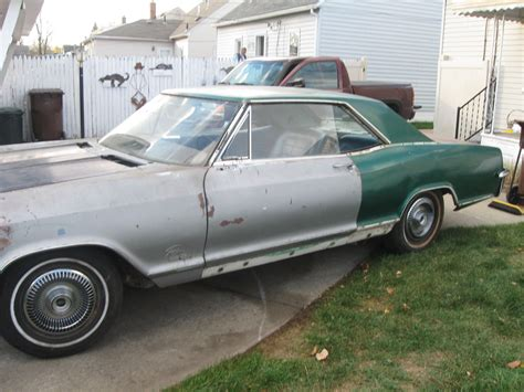 Buick Parts by 1965 Buick Riviera Base Hardtop 2 Door 6 6l Project Or