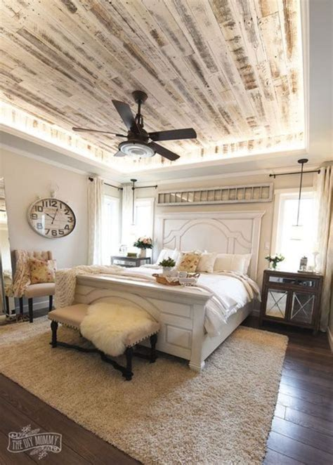 Home Decor Ideas For Bedroom by Amazing Ideas To Convert Room Into Farmhouse Bedroom Style