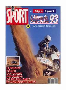 Magazine De Sport : cover magazine le sport magazine 1993 la storia della parigi dakar ~ Medecine-chirurgie-esthetiques.com Avis de Voitures