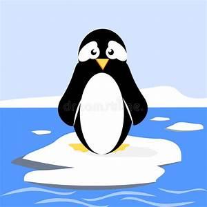 Pingouin Sur La Banquise : pingouin sur la banquise illustration de vecteur illustration du banquise 60128941 ~ Melissatoandfro.com Idées de Décoration