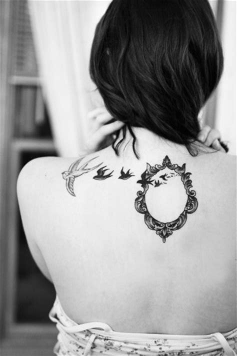 1000+ images about Tattoos on Pinterest | The birds, Thighs and Bird tattoos