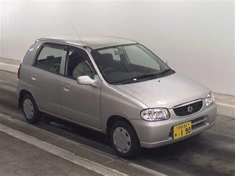 2004 Suzuki ALTO specs: mpg, towing capacity, size, photos