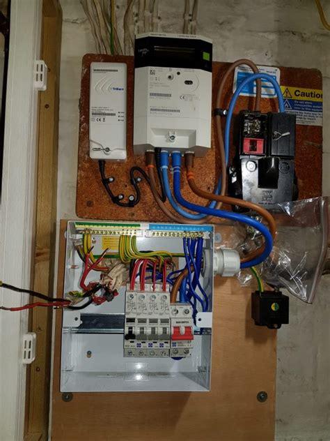 fuse board installation faversham