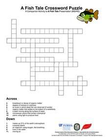 Printable Easy Crossword Puzzles Kids