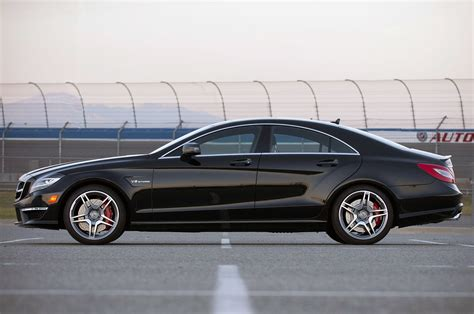2018 Mercedes Benz Cls63 Amg Review Photo Gallery Autoblog