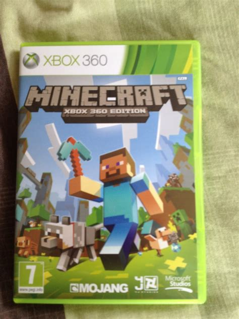 Gaming Blog Minecraft Pc And Xbox 360