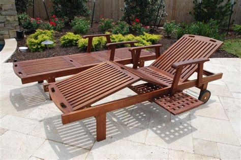 teak outdoor furniture outdoor chaise lounges oklahoma