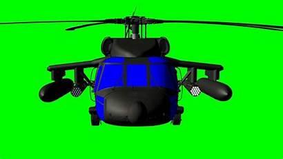 Cockpit Screen Helicopter Blackhawk