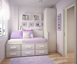 Bedroom: Gorgeous Purple Cool Girl Bedroom Decoration ...