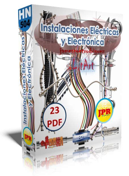 instalaciones el 233 ctricas y electr 243 nica litart pack 23 manuales en pdf descargar gratis