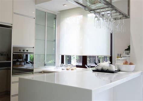 claves  elegir cortinas de cocina modernas