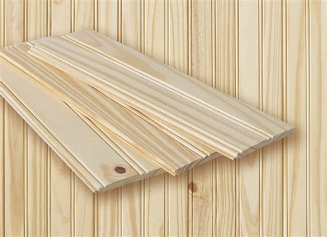 Tongue And Groove Beadboard Planks : Lowe's Tongue And Groove Pine