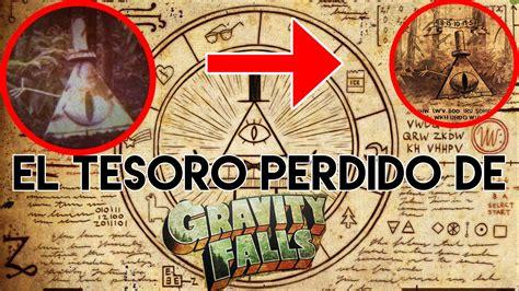 Hay Un Tesoro Escondido De Gravity Falls En Algun Lugar