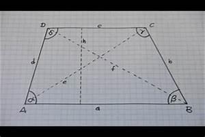 Diagonale Eines Quadrats Berechnen : video trapezberechnung so funktioniert 39 s ~ Themetempest.com Abrechnung