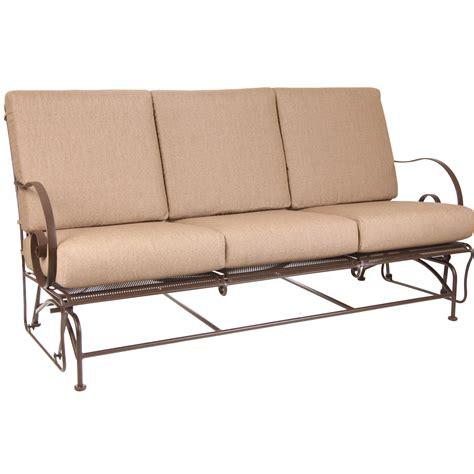 o w avalon sofa glider outdoor sofas loveseats at