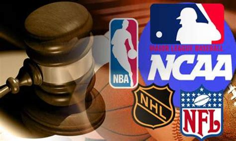 Sports Leagues React to PASPA Overturn, Imminent Legal ...