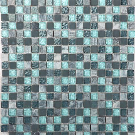 blue mosaic tile backsplash stone and glass mosaic sheets blue square tiles natural marble tile backsplash wall kitchen tile