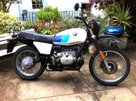 Bmw R80gs For Sale by Bmw R80gs 1984 Original Unrestored Sold On Car And