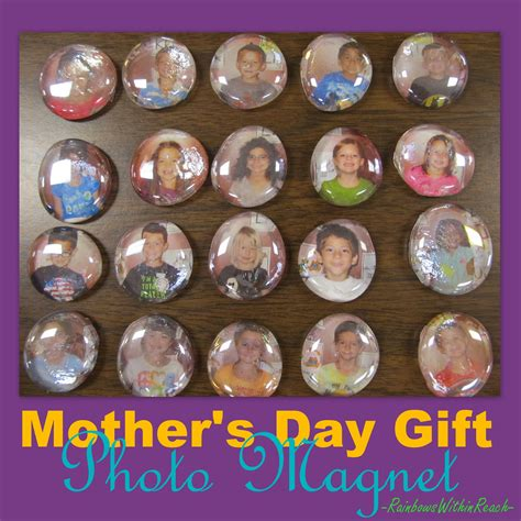 s day photo gift ideas sugar bee crafts 321 | Mother's Day Photo Gift