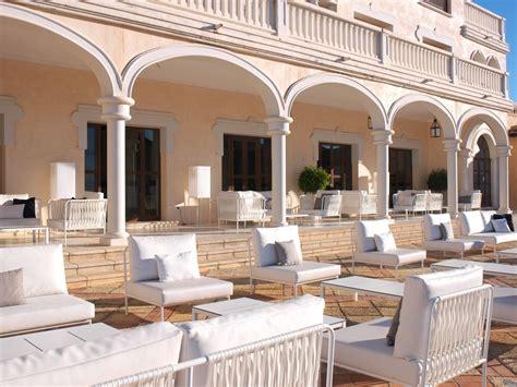 outdoor furniture expormim nido collection