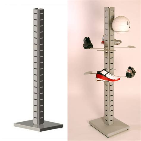 What Does Ccw Stand For by Four Way Slatwall Stand Trio Display