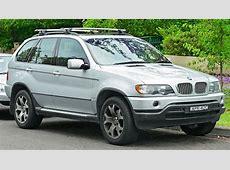 BMW X5 E53 Wikipedia