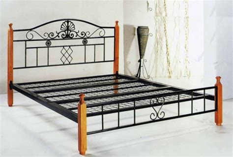 Steel Bed Frame by Choosing The Best Of Metal Bed Frame Walsall Home