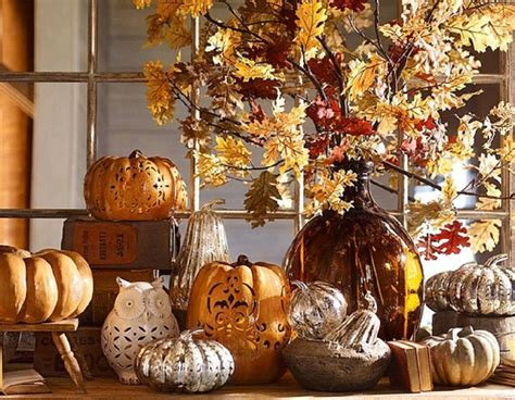 Fall Decorating :  Activities During The Staying In Autumn