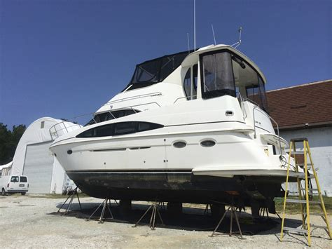 Aft Cabin Boats by Carver Boats 396 Aft Cabin 2000 For Sale For 125 000