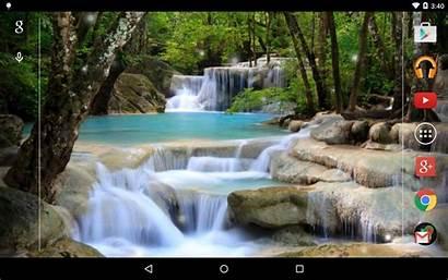 Waterfall Wallpapers Google Apps Screen Apk App